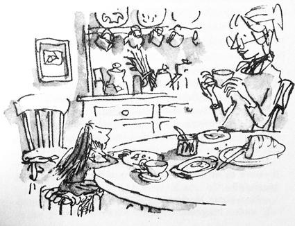 Matilde e la maestra Dolcemiele