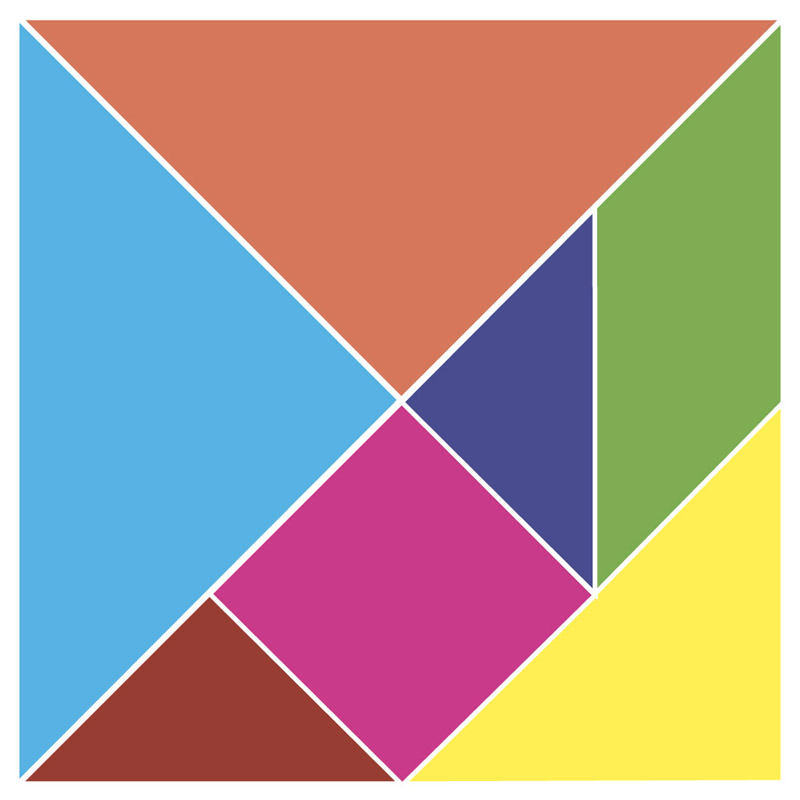 gioco del tangram da
