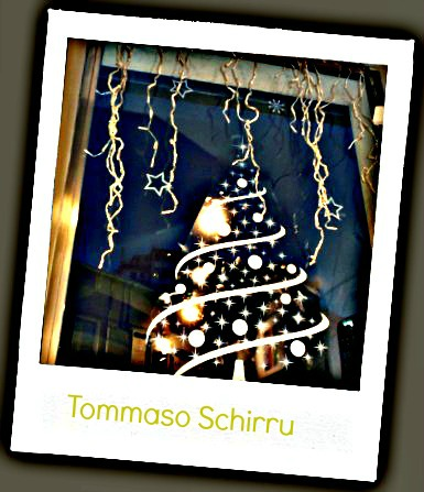 albero dorato Tommaso Schirru