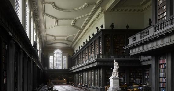 Codrington library, Oxford