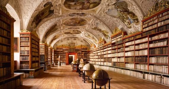 Strahov Abbey, Praga