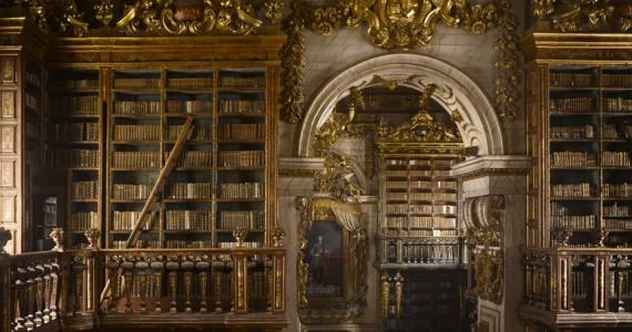 biblioteca Joanina, Portogallo