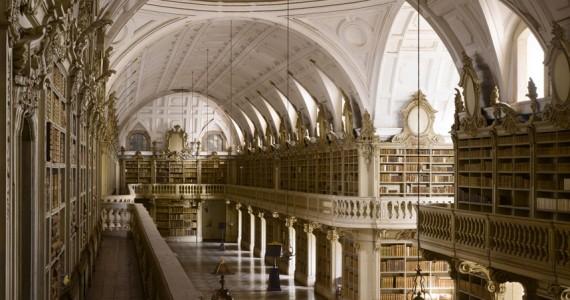 Mafra Library, Portogallo