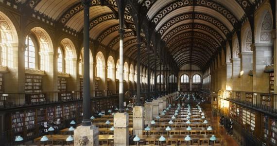 Sainte Genevieve, Parigi, Francia