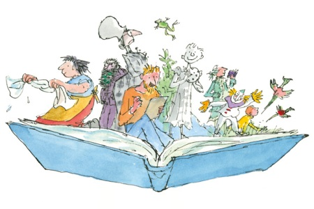 Quentin-Blake-Inside-Stories