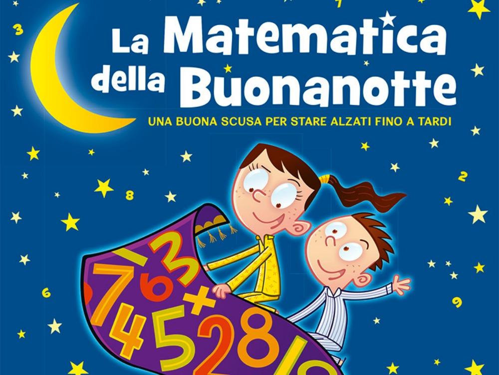 446 Matematica Buonanotte copertina