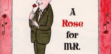 A rose for Mr Bloom, Bernard Waber, 1968