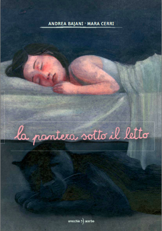La pantera sotto il letto, copertina