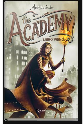The academy libro primo youkid for Racconti fantasy inventati da ragazzi di scuola media