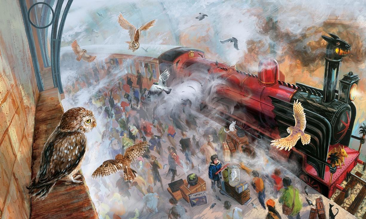 Harry Potter Camera Segreti Illustrato : La camera dei segreti