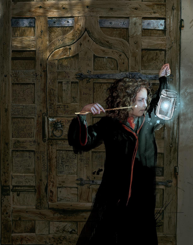 Hermione, Jim Kay
