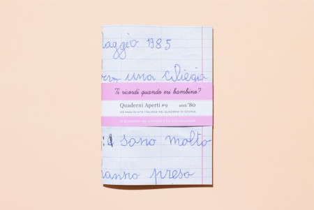 quaderni aperti