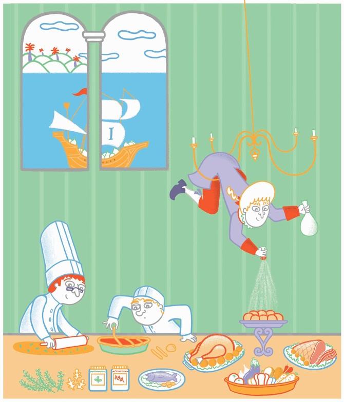 illustrazione di Martina Bonina