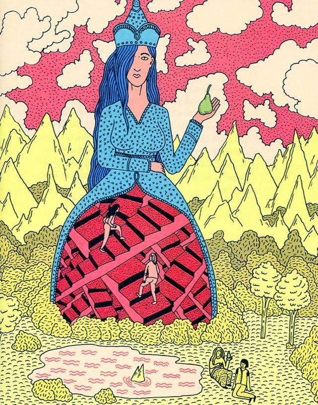 illustrazione di Davide Bartolomeo Salvemini