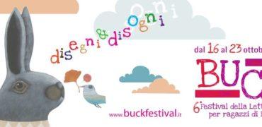Buck Festival – Festival di letteratura per ragazzi di Foggia