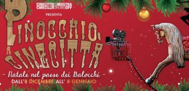 Appuntamento con Pinocchio… a Cinecittà!