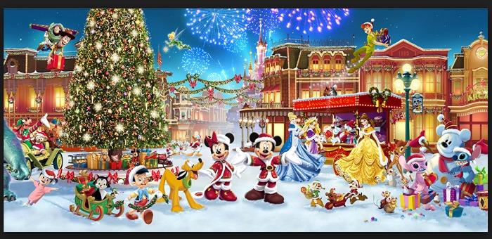 Immagini Disney Natale.A Natale Piovono Classici Disney Youkid