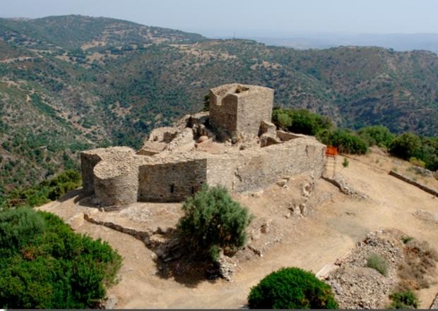 castello silius