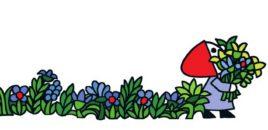 Le mini fiabe di Attilio. Cappuccetto rosso