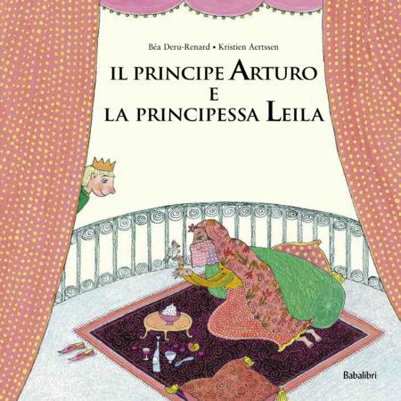 principe arturo principessa leila