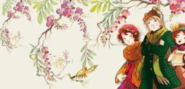 Capitan Grisam e l'amore, I misteri di Fairy Oak #1
