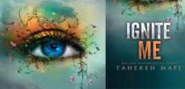 """""""Ignite me"""" di Tahereh Mafi (Rizzoli)"""