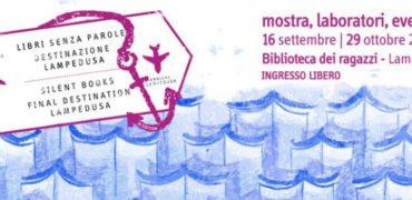 Libri senza parole. Destinazione Lampedusa