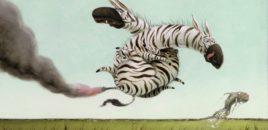 Zak una zebra sopra le righe (Valentina Edizioni)