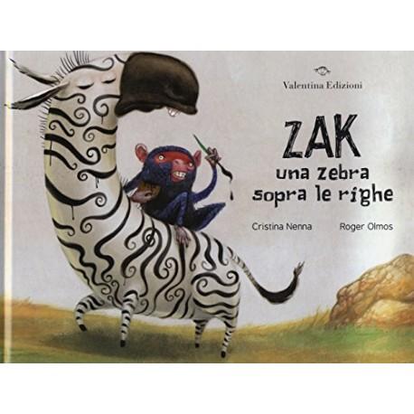 zak una zebra