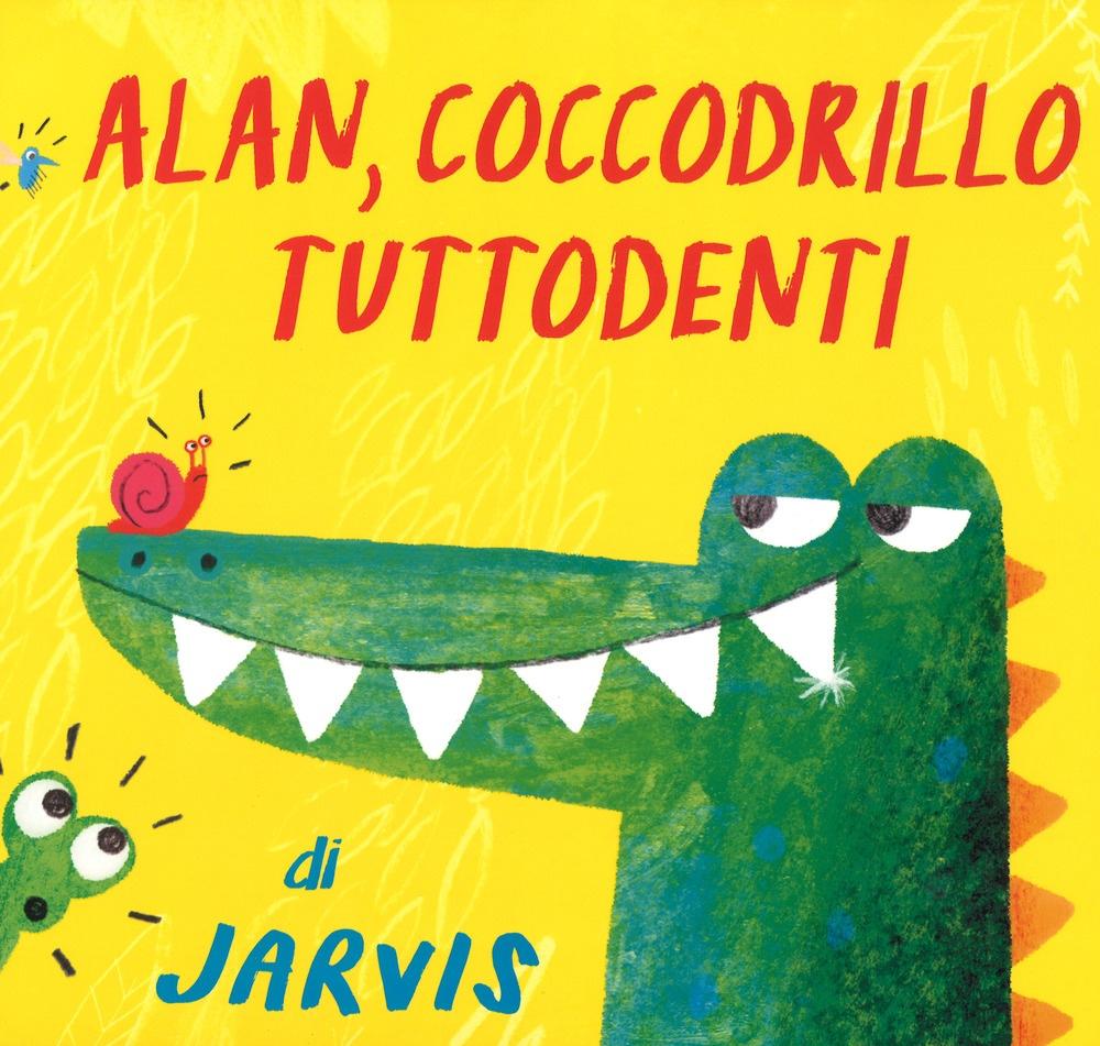 Alan, coccodrillo tutto denti, Lapis