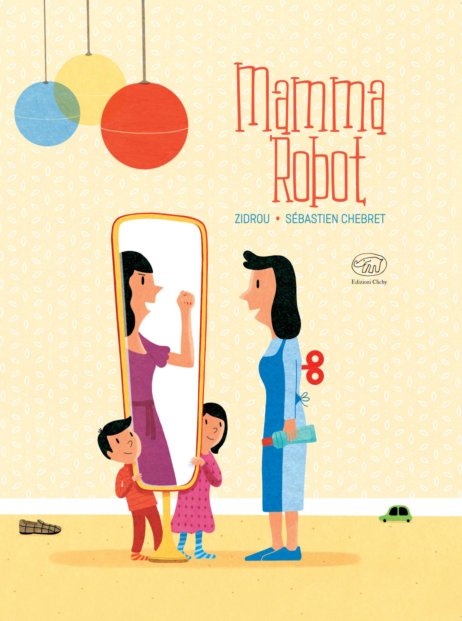 Mamma Robot-Clichy