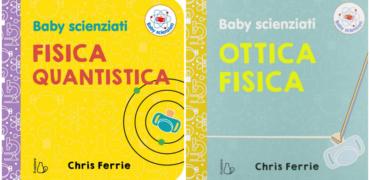 Baby scienziati, in libreria e in tour!