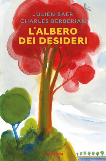 L'albero dei desideri, Babalibri, copertina