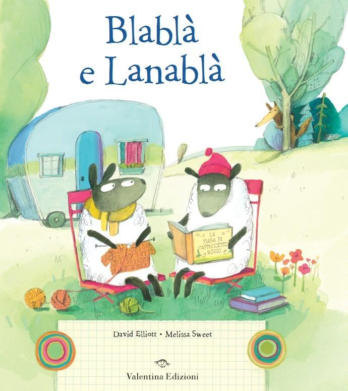 Blablà e Lanablà, Valentina edizioni